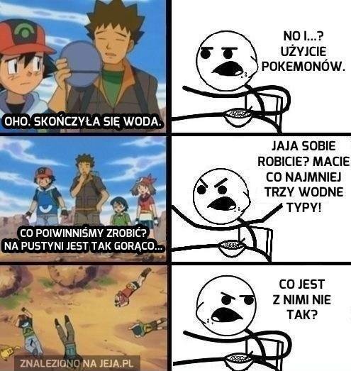 Żelazna logika w pokemonach