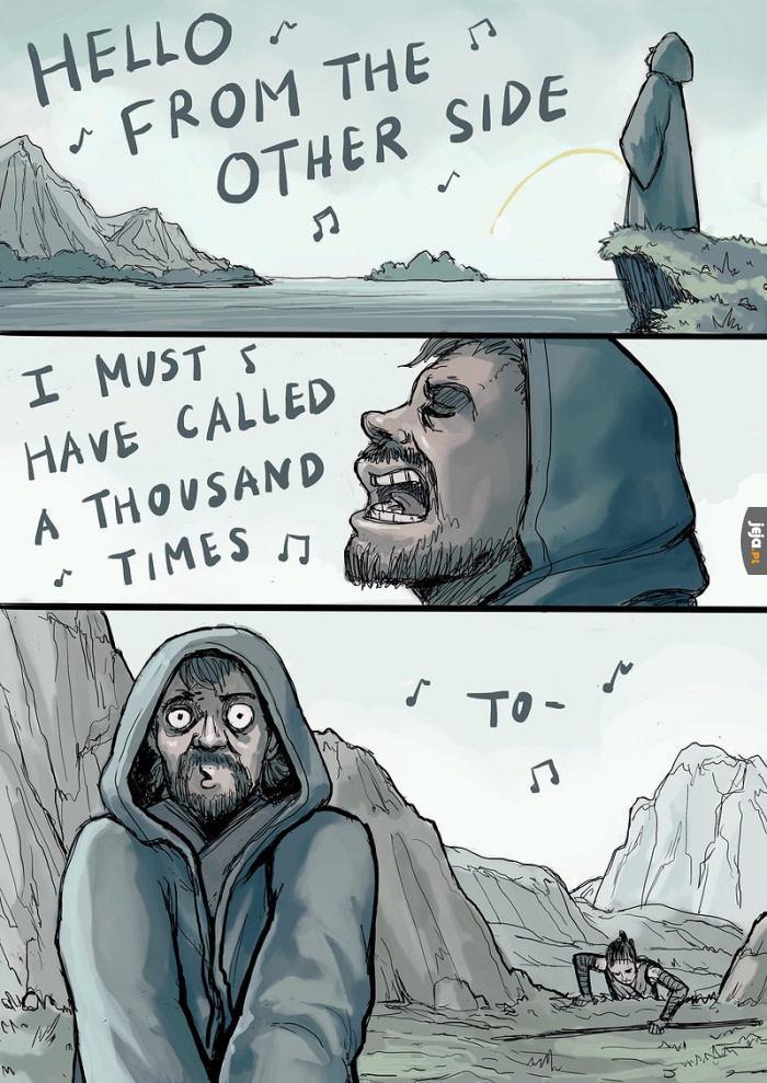 Milczący Luke - historia prawdziwa