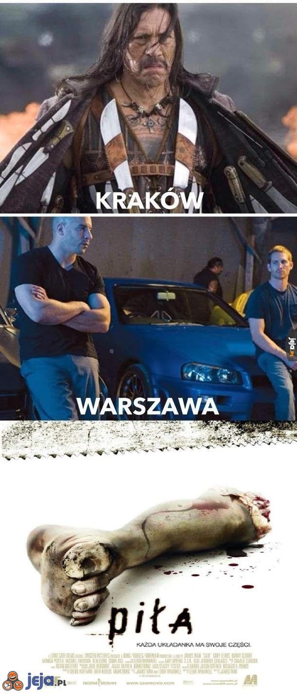 Stereotypy polskich miast