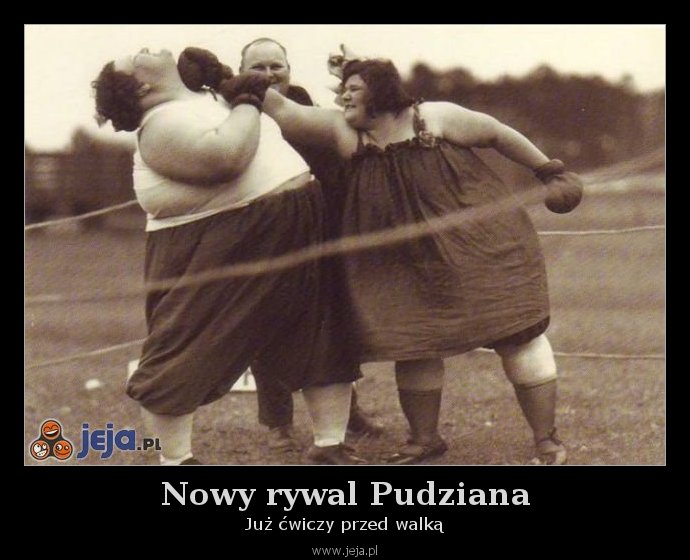 Nowy rywal Pudziana