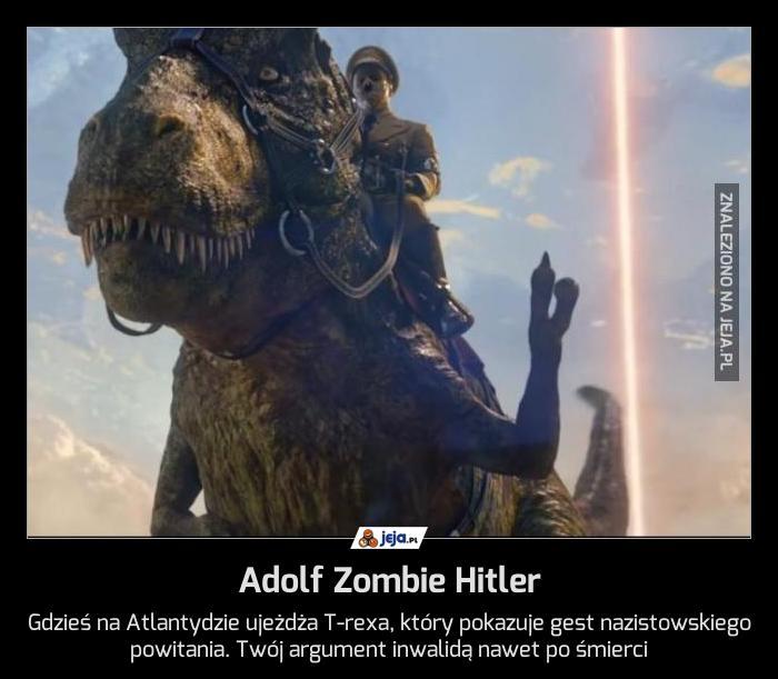 Adolf Zombie Hitler