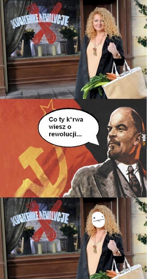 Rewolucja nie dla wszystkich