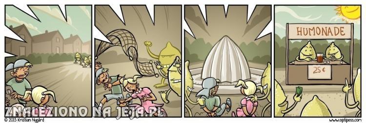 Sezon na lemoniadę