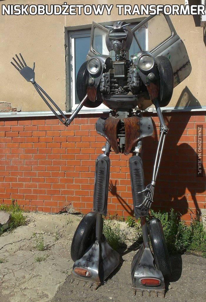 Niskobudżetowy Transformer