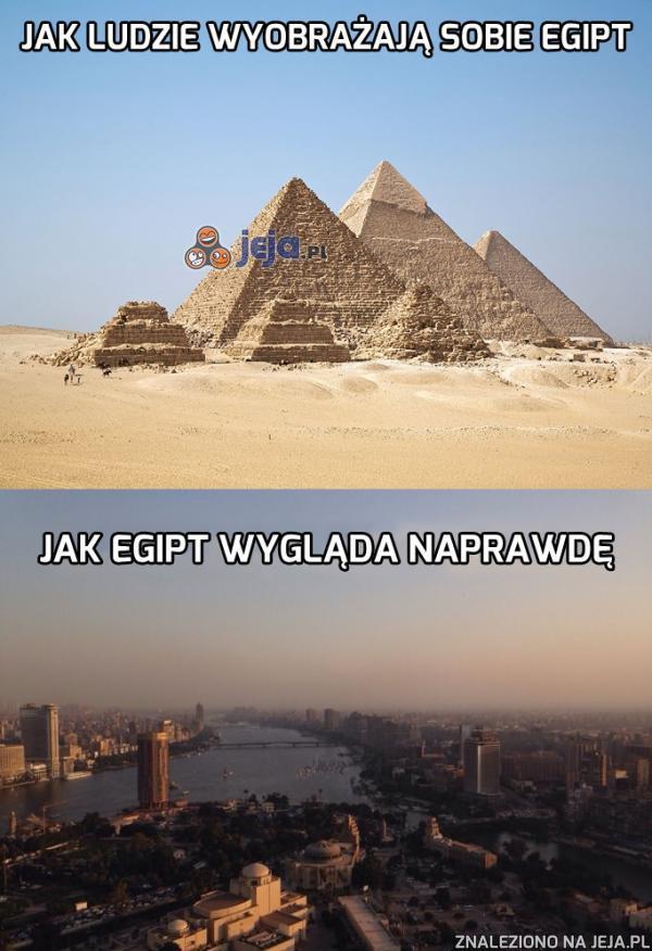 Egipt to nie tylko piramidy