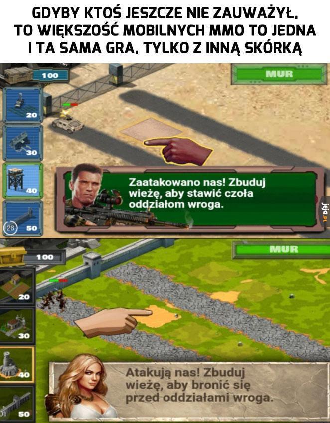 Oryginalność w branży gier mobilnych