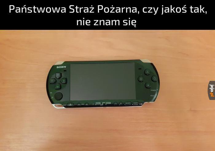 W skrócie PSP
