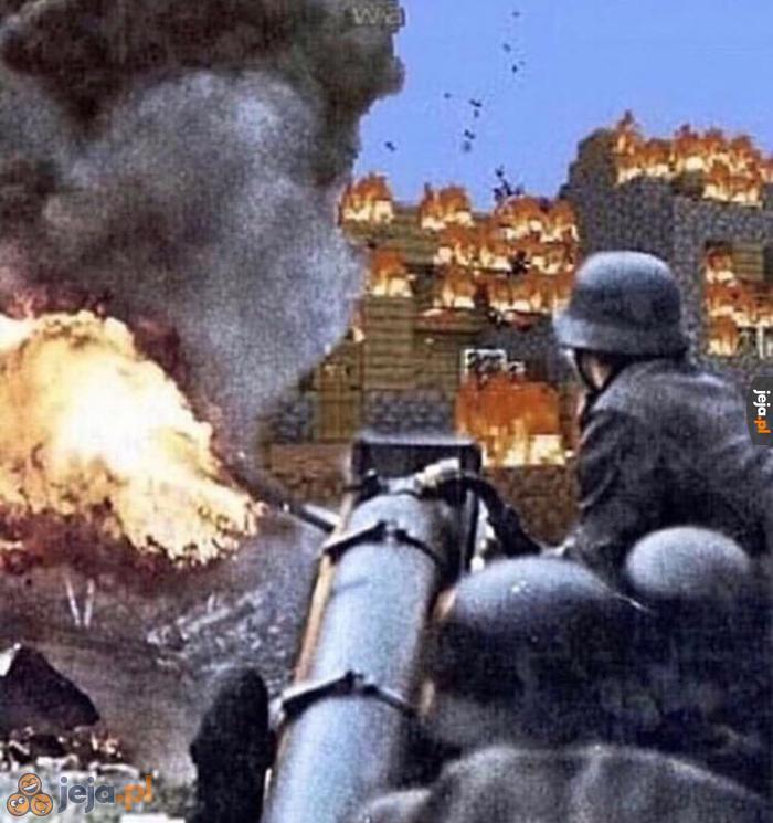 Piekło wojny