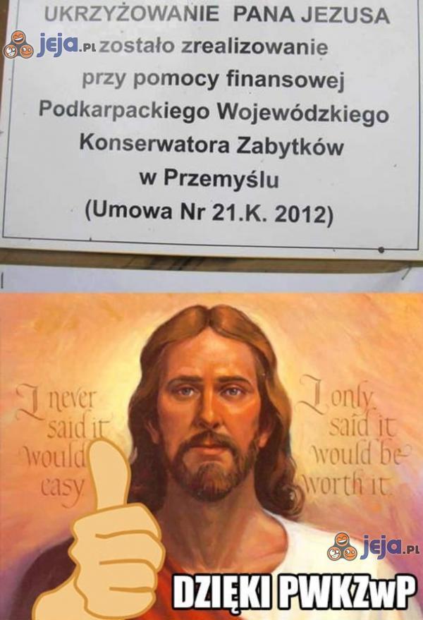 Ukrzyżowanie Pana Jezusa