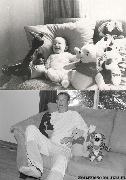 Dawniej i dziś