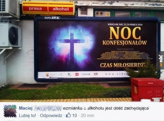 Zachęcająca reklama