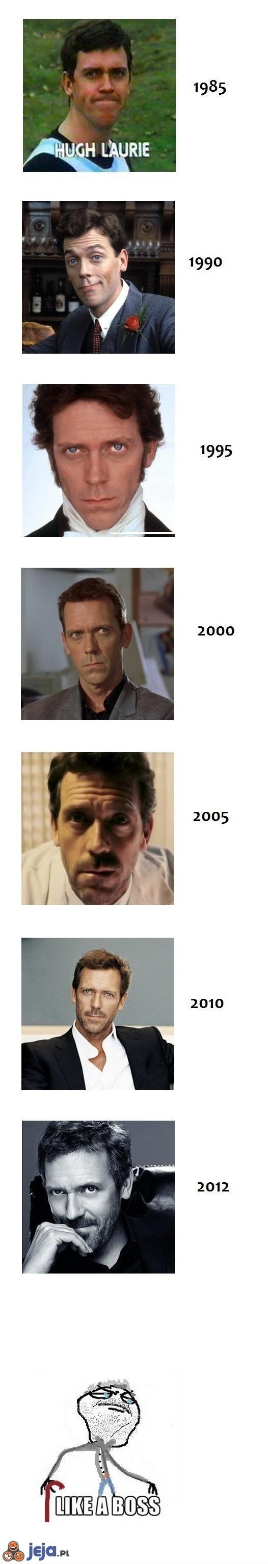 Starzenie się doktora House'a