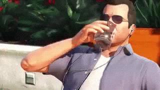 Relaks w GTA
