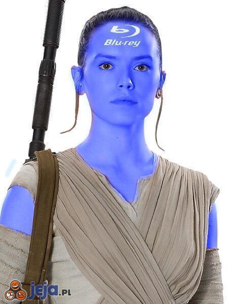 Niebieska Rey to...
