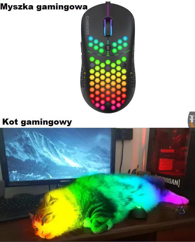 Zwierzęta gamingowe