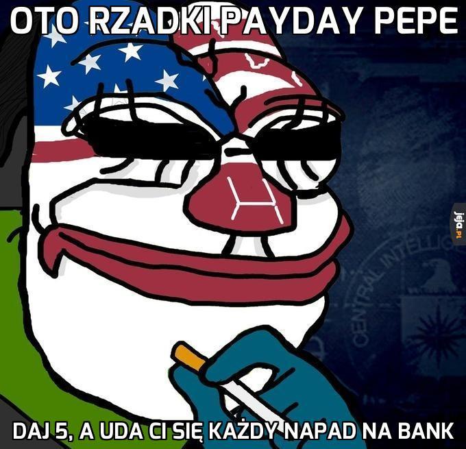 PAYDAY Pepe