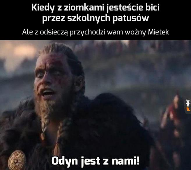 Uratowani!