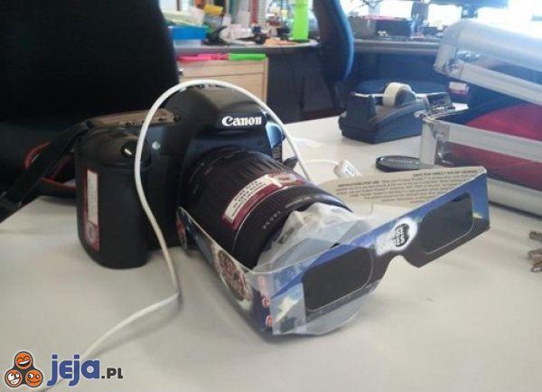Aparat 3D własnej roboty