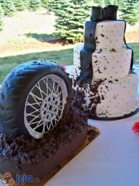 Tort dla miłośnika motoryzacji