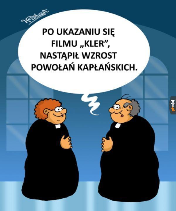 Rozmowa księży