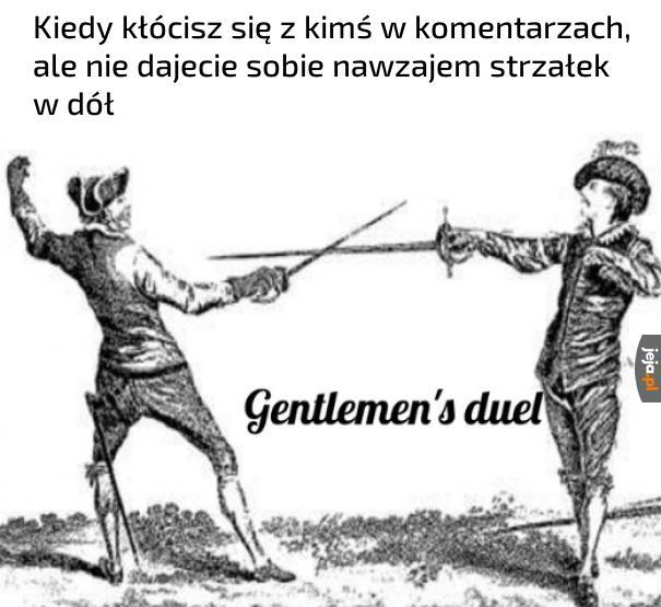 Prawdziwi dżentelmeni