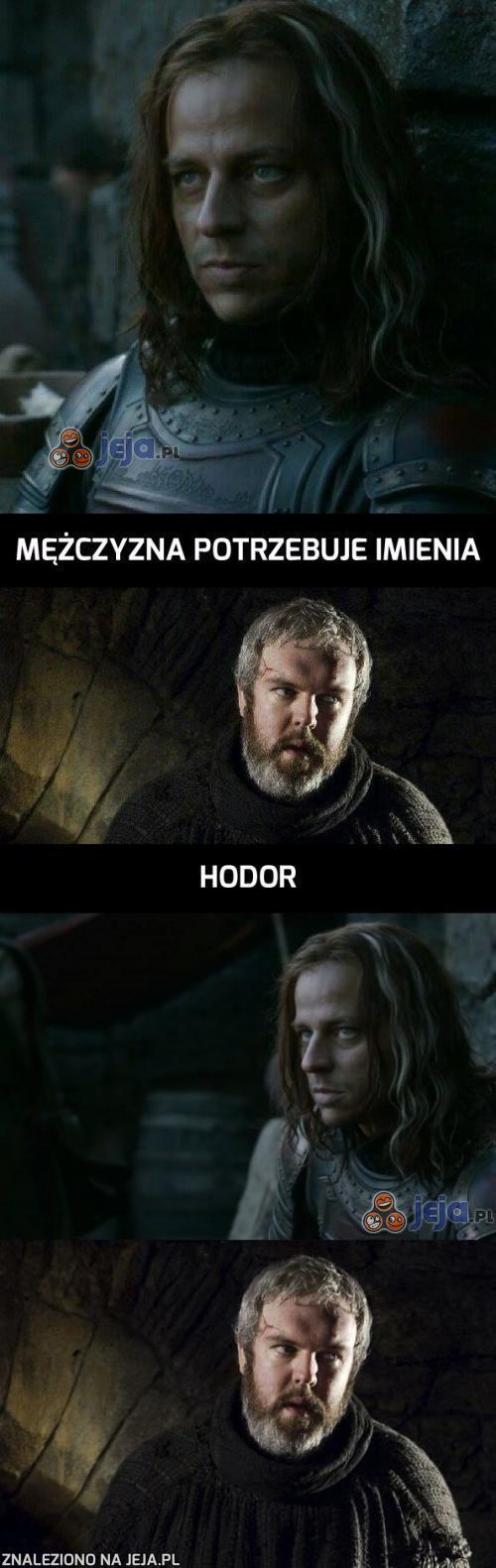 Jesteś pewny, Hodor?