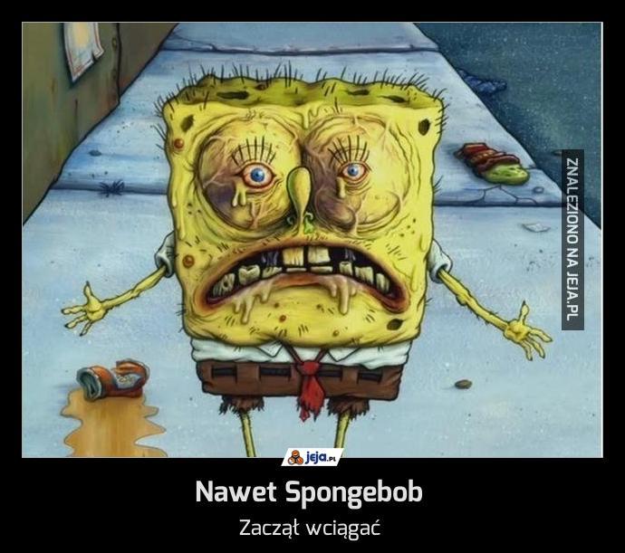 Nawet Spongebob