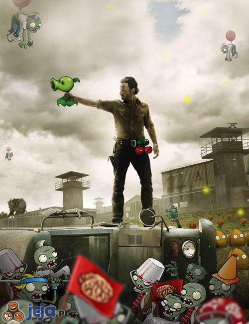Teraz zombie to nie problem