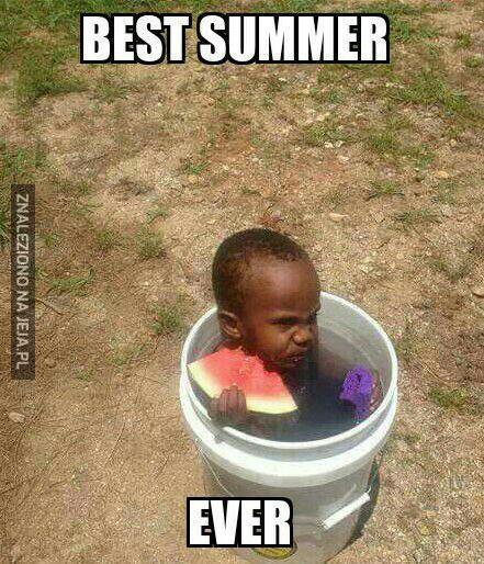 Najlepsze lato ever