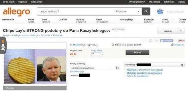 Podobizna Kaczyńskiego