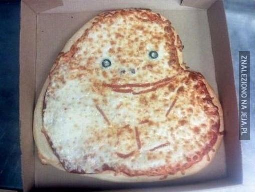 Pizza Forever Alone