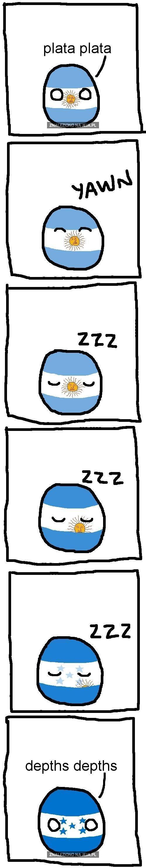 Argentyna i Honduras