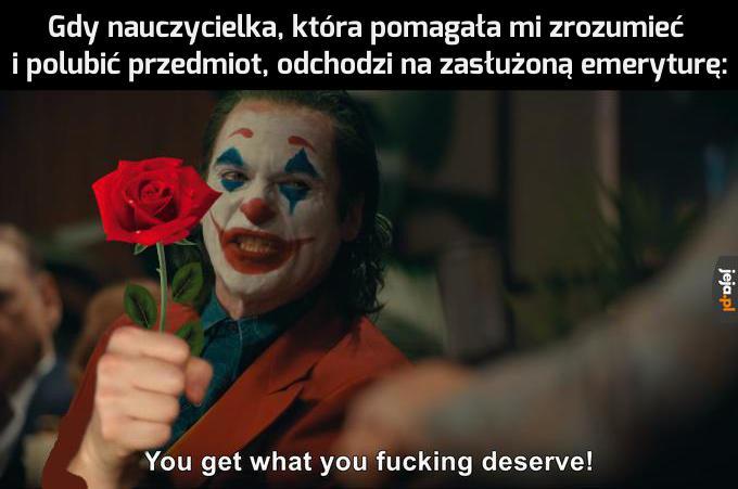 To dla pani