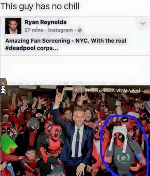 Oryginalny Deadpool