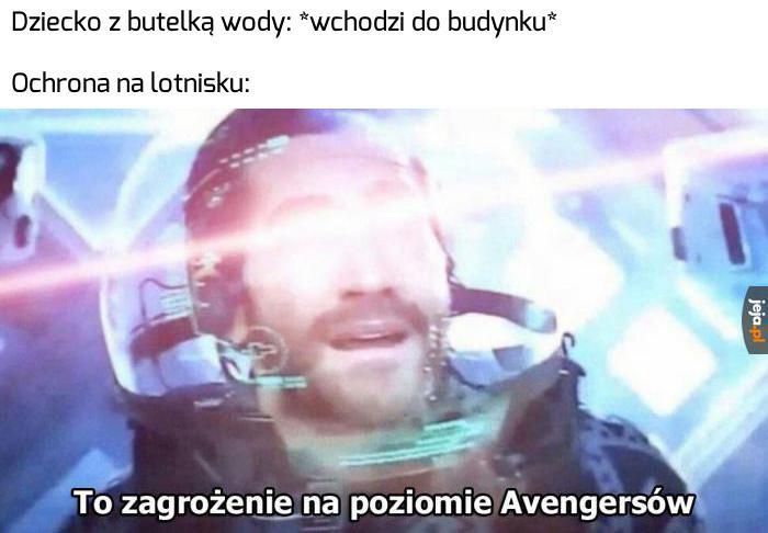 NA ZIEMIĘ!