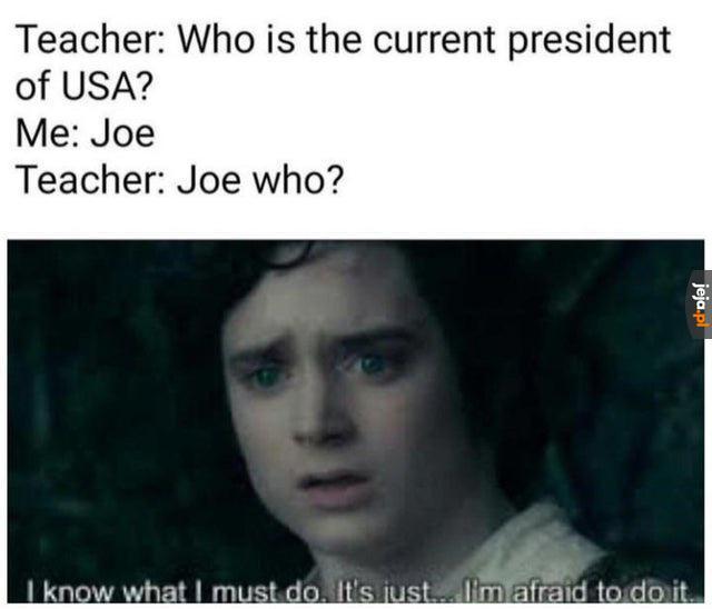 Joe M A M A