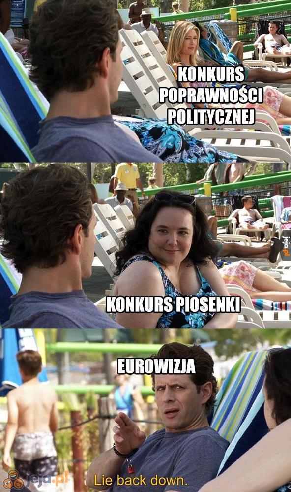 Oglądaliście Eurowizję?