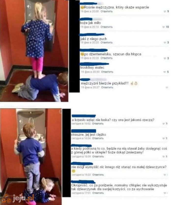 Równość płci w pigułce