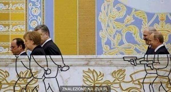 Zawarto porozumienie w sprawie Ukrainy!
