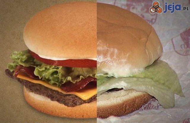 Rzeczywistość vs reklama