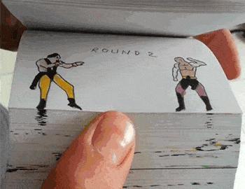 Mortal Kombat na papierze