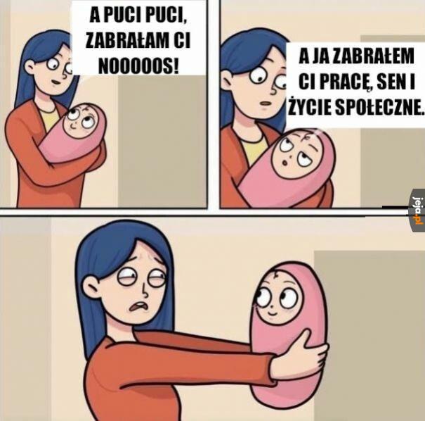 Niby takie niewinne dziecko
