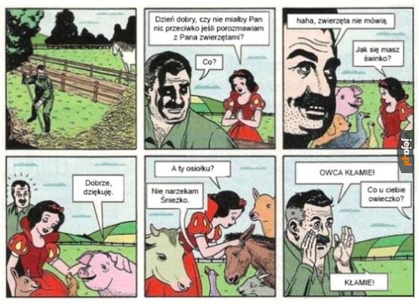 Nigdy nie ufaj owcy