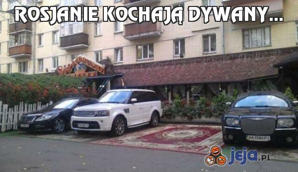 Rosjanie Kochają Dywany Jejapl