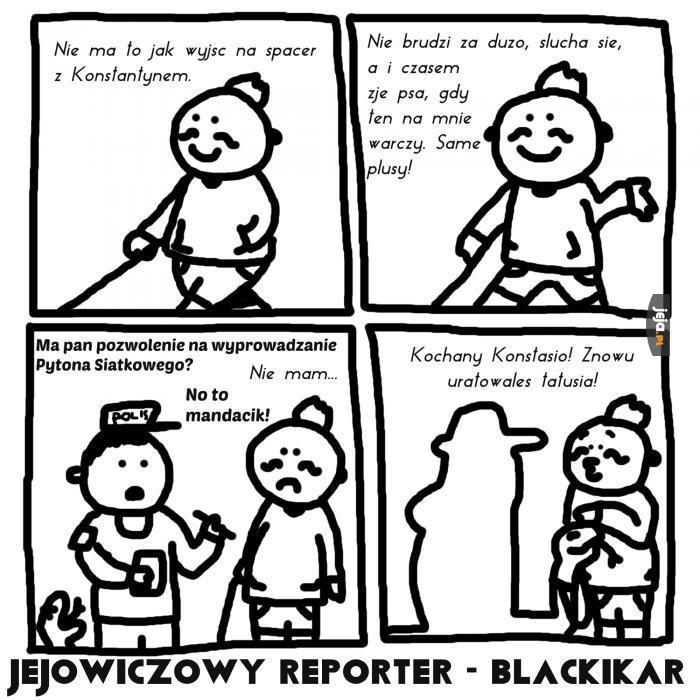 Jejowiczowy Reporter 74