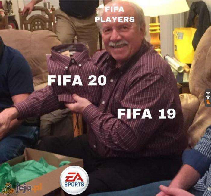 Gracze Fify w pigułce