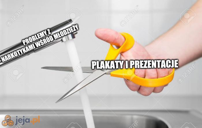 Na pewno pomogą