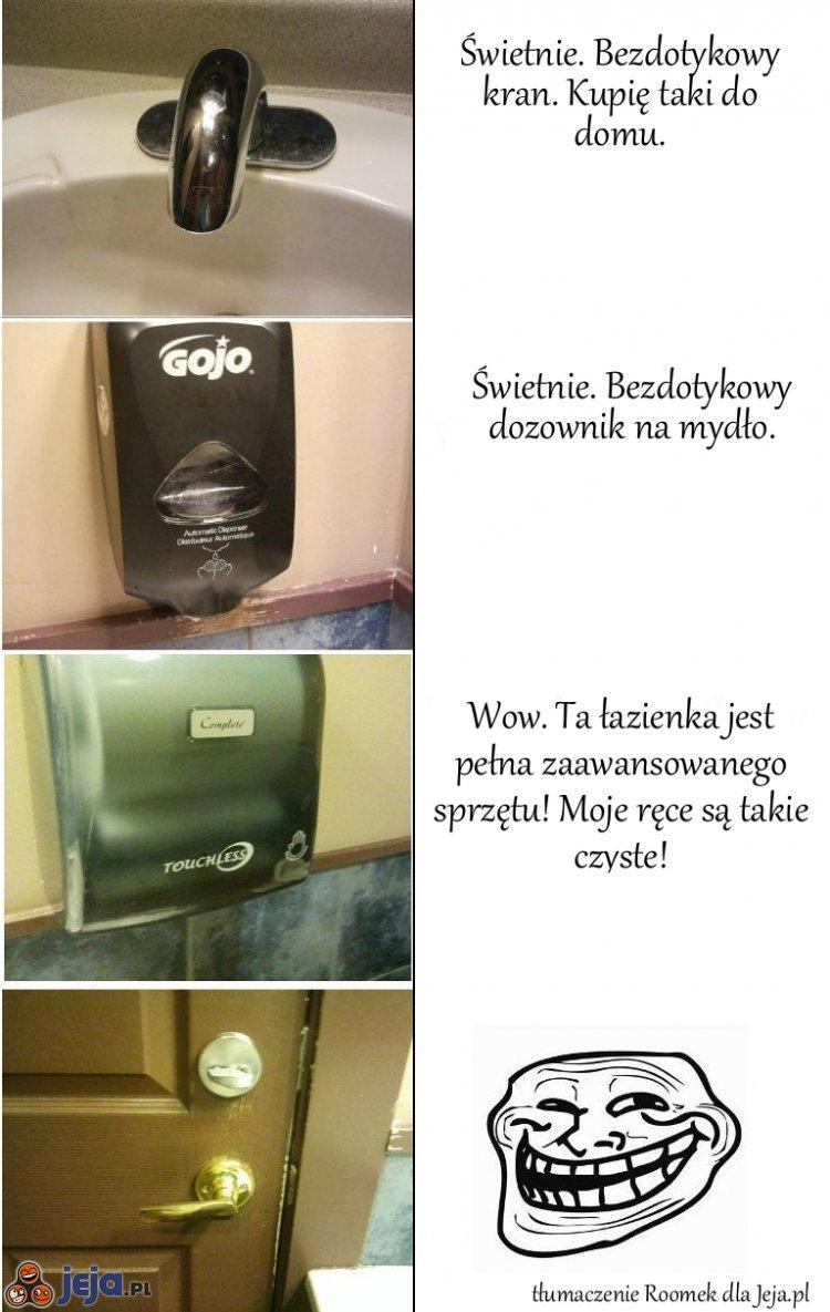 Idealna toaleta