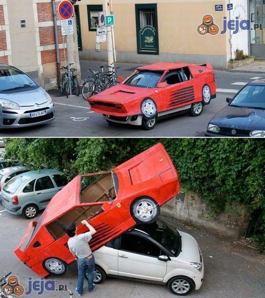 Gdy wstydzisz się swojego samochodu