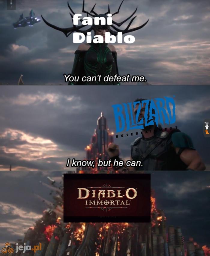 Jak Wam się podoba nowe Diablo?